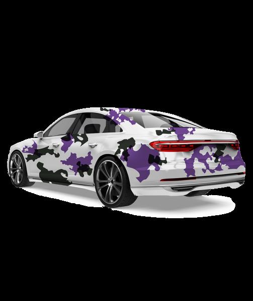 Camouflage Folien-Set - Mud (universal)