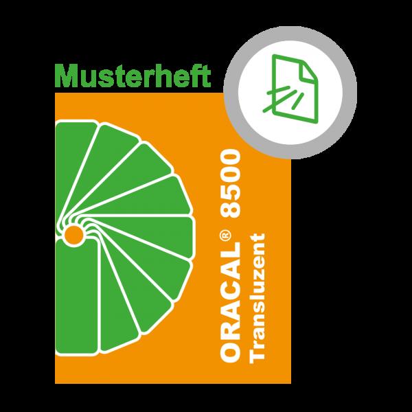 MUSTER Transluzente Klebefolie ORACAL® 8500
