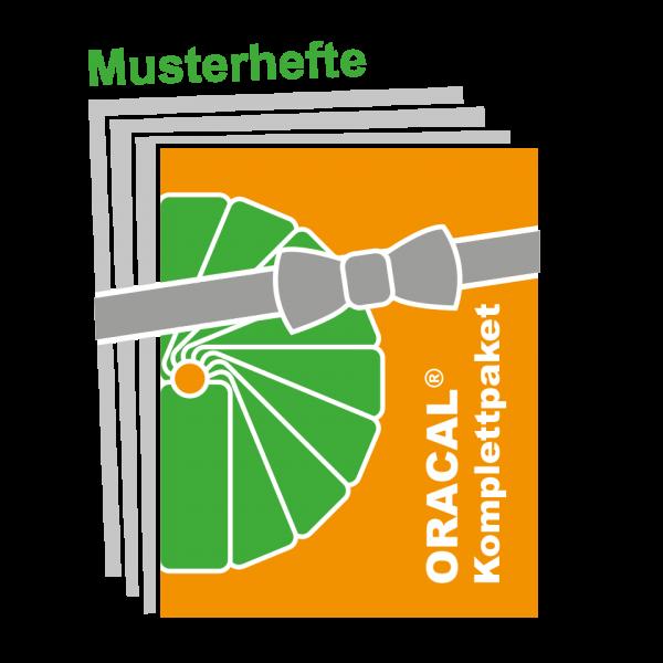 MUSTERSET ORAFOL® Komplettpaket